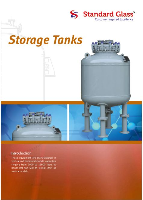 SGL storage tanks image