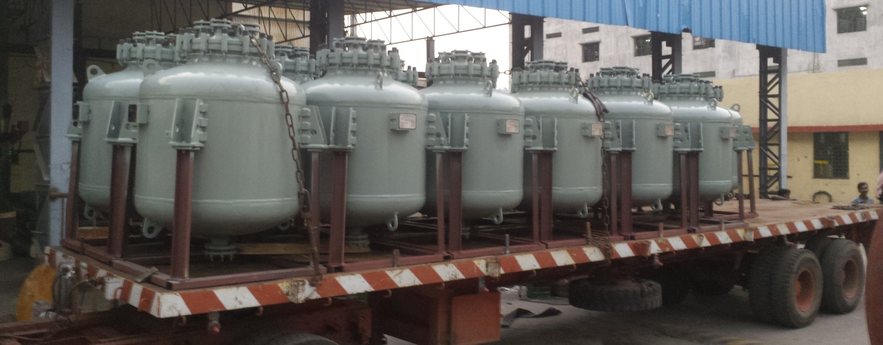 Batch Vessel Manufacturing